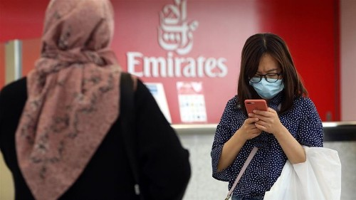 UAE confirms first cases of new coronavirus