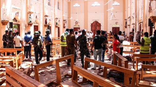 Five things you need to know about Sri Lanka's bombings