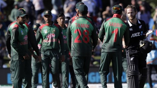 Bangladesh cricketers narrowly dodge New Zealand mosque attack