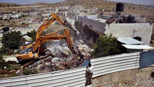 UN slams Israel on West Bank home demolitions