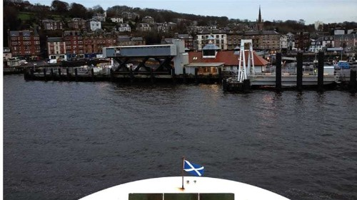 Syrian refugees welcomed on remote Scottish island