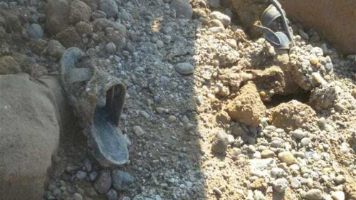 'Over 200 bodies' found in Syria mass grave
