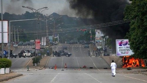 Nigeria: Deaths as security forces clash with Shia protesters