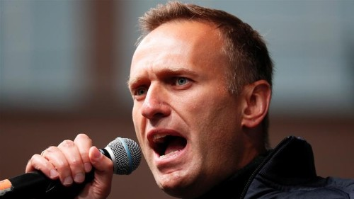 The Kremlin's anger is proof that Navalny is winning