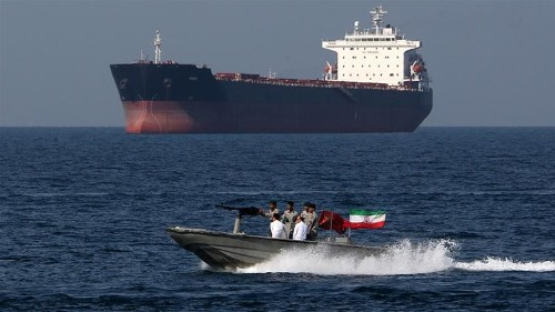 US demands Iran free seized ship; vows to protect Gulf