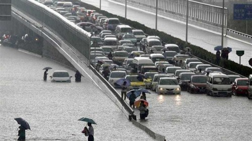 China floods claim 337 lives so far this year