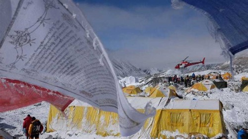 Improving weather aids rescue efforts in Nepal
