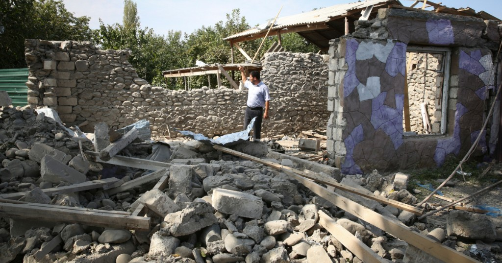 Azerbaijan, Armenia clash as France, Turkey trade barbs: Live