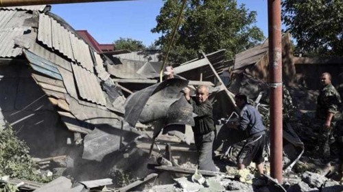 Deal reached on enforcing Ukraine ceasefire