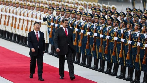 China will determine the future of Venezuela