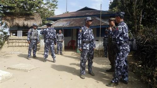 Myanmar - cover