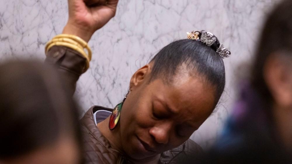 US: Hate crime survivor Demetria Hester arrested in Portland