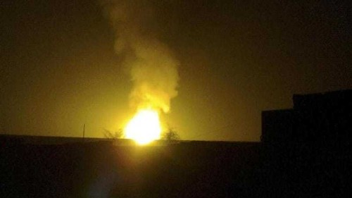 Tribesmen blow up Yemen's main oil pipeline