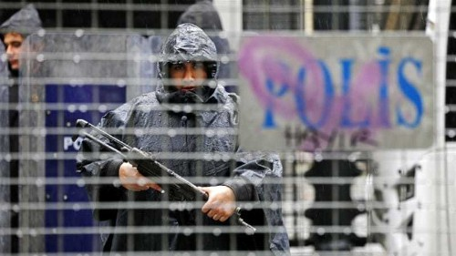Turkey orders arrest of 206 foreign ministry personnel