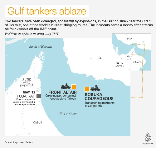 Why is the Strait of Hormuz so strategically important?