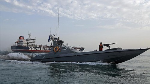 Iran warns against international naval coalition in the Gulf