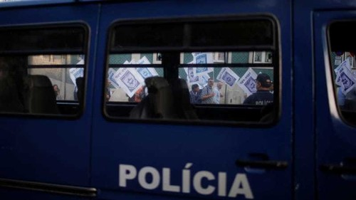 Portugal charges 18 police with 'torture' of black men