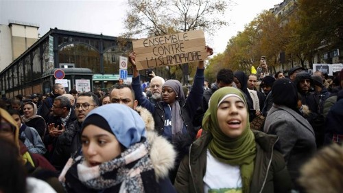 Why French left has a problem with Islamophobia