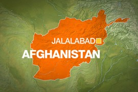 Many dead in stampede near Pakistan consulate in Afghanistan