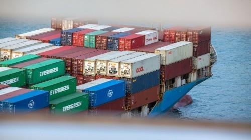 'Hugely disruptive': Coronavirus torpedoes global shipping