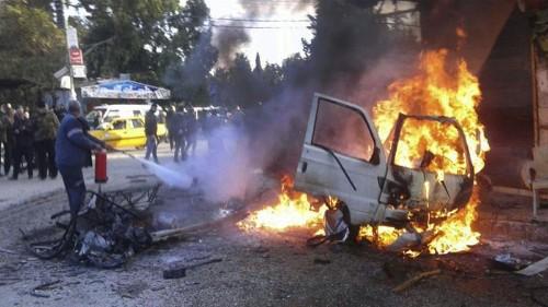 Car bomb kills one in Syria's Latakia province