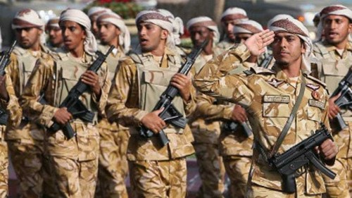 Qatar deploys 1,000 ground troops to fight in Yemen