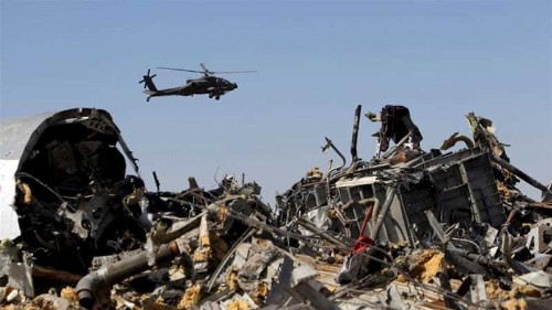 ISIL claims deadly attack in Egypt's Sinai