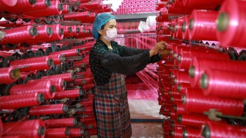 China needs 'arduous efforts' to meet 2019 industrial output goal