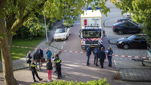 Killing of crown witness' lawyer Derk Wiersum shocks Amsterdam