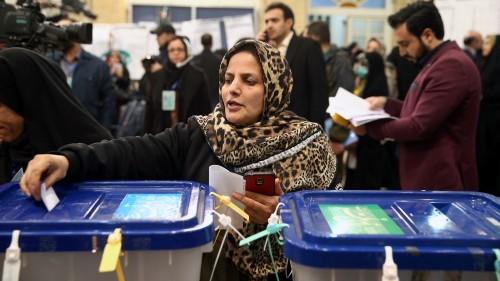 Have Iranians lost faith in politics?