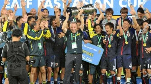 Asian powerhouses prepare for World Cup