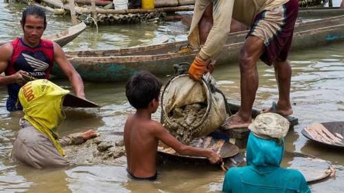Report condemns child labour in Philippine gold mines