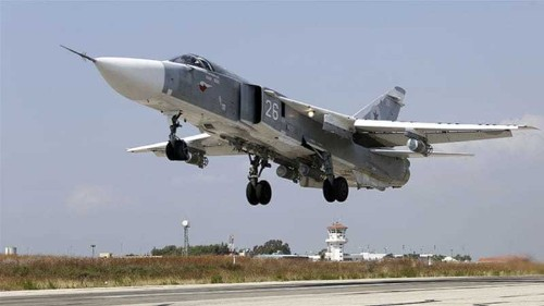 Syrian military offensive 'displaces thousands'