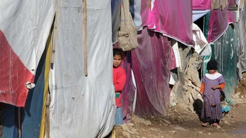Amnesty urges rich nations to host Syrian refugees