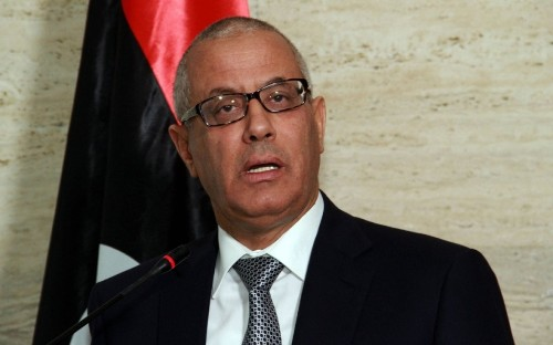 Libyan PM flees country after ouster
