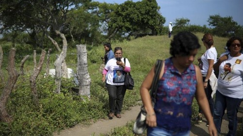 Violence, impunity and fear in the Mexican state of Veracruz