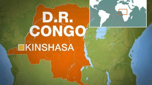 36 people missing after boat sinks in DRC