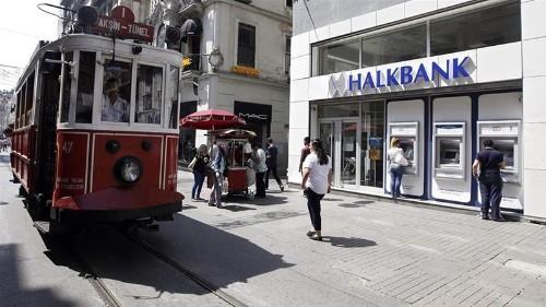 Erdogan calls US charges against Turkey's Halkbank 'unlawful'