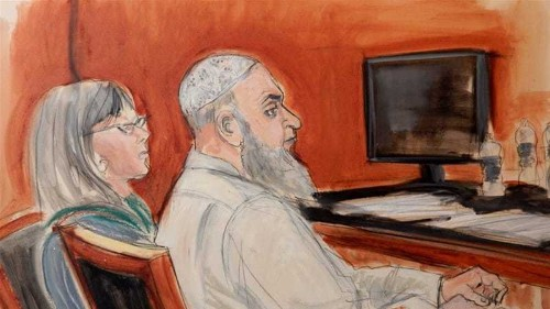 US convicts bin Laden aide over embassy bombings