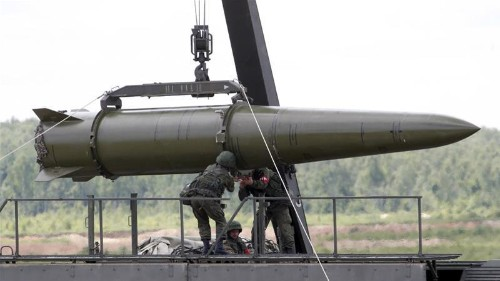 Russia to hold major test of its strategic missile forces