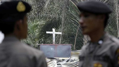 Indonesia's Aceh province to lock up several churches