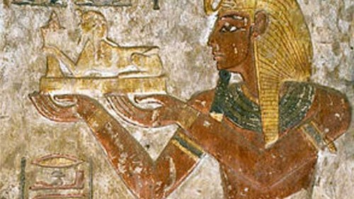 Rameses III 'assassinated' in a royal coup