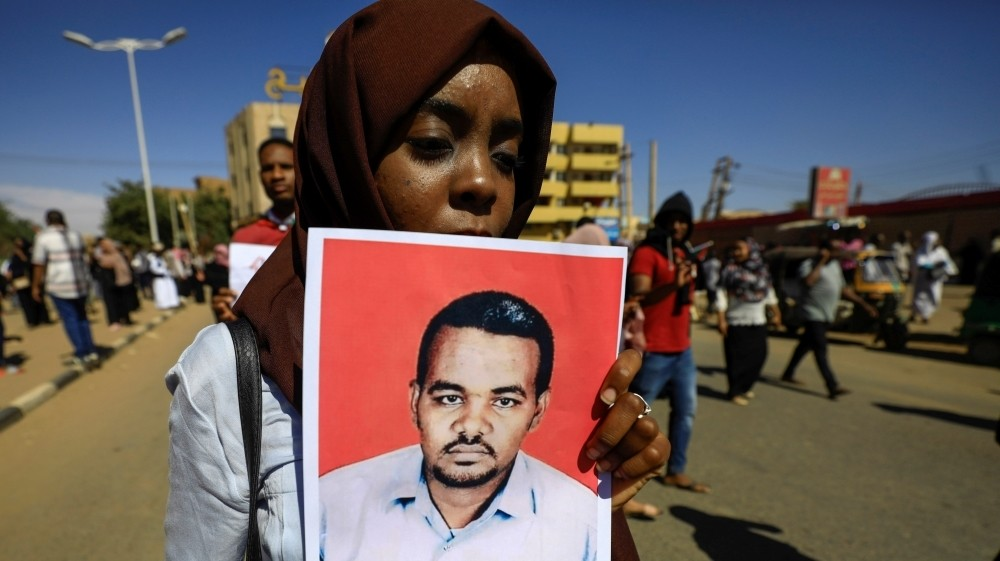 Rights group calls for justice over protester killings in Sudan