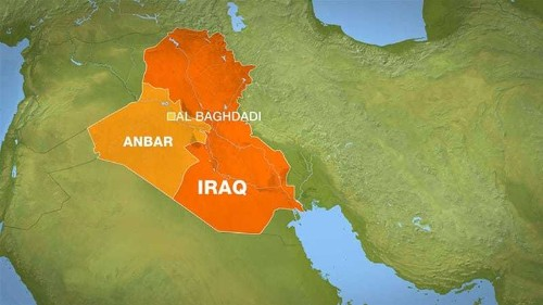 Thirty burned bodies found in Iraq's Anbar province