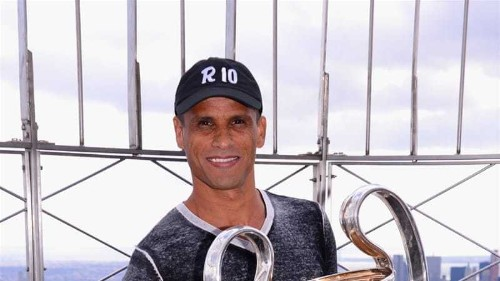 World Cup winner Rivaldo back in action aged 43