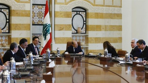 Hezbollah a 'major architect' of Lebanon's new government