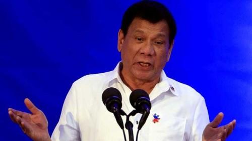 Rodrigo Duterte vows to free economy from oligarchs