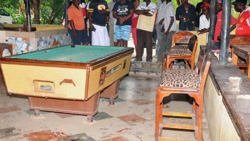 Kenya tourist-bar attack causes injuries