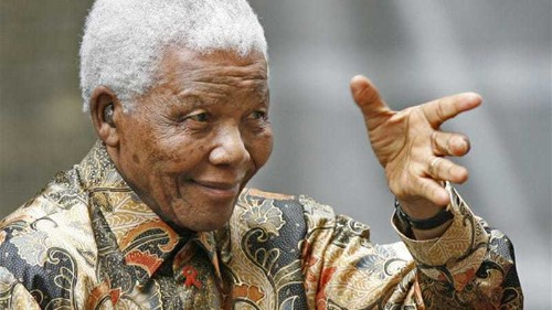 South Africa says Mandela 'much better'