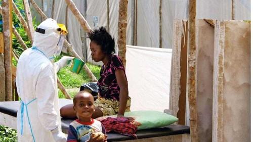 Ebola response: Self preservation?